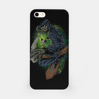 Thumbnail image of Grim Reaper iPhone Case, Live Heroes