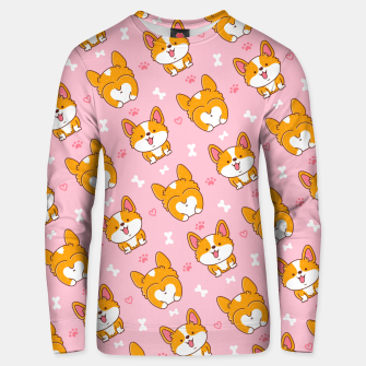 Thumbnail image of Cute Dog Unisex sweater, Live Heroes