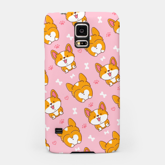 Thumbnail image of Cute Dog Samsung Case, Live Heroes