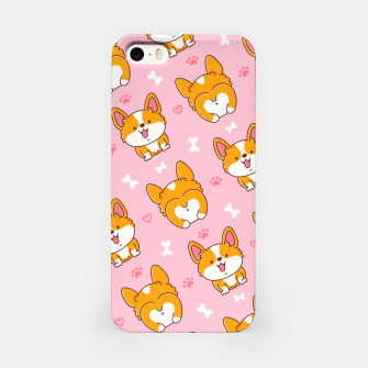 Thumbnail image of Cute Dog iPhone Case, Live Heroes