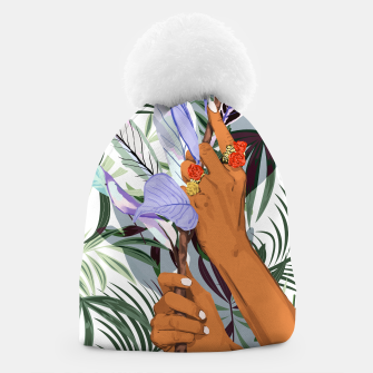 Thumbnail image of Merging Nature & Humanity Beanie, Live Heroes