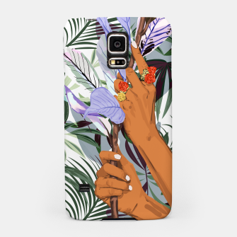 Thumbnail image of Merging Nature & Humanity Samsung Case, Live Heroes