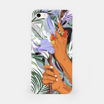 Thumbnail image of Merging Nature & Humanity iPhone Case, Live Heroes