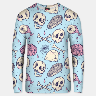 Thumbnail image of Horror Unisex sweater, Live Heroes