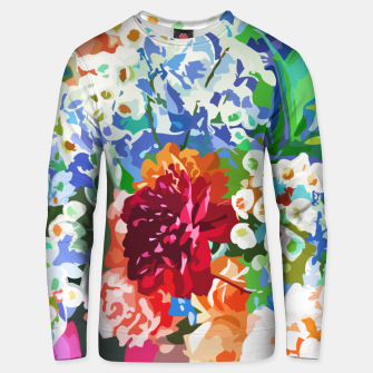 Thumbnail image of Bloom With Grace Unisex sweater, Live Heroes