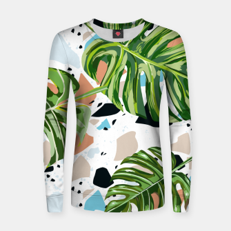 Miniature de image de And In Nature I Find The Missing Pieces Women sweater, Live Heroes