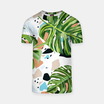 Miniature de image de And In Nature I Find The Missing Pieces T-shirt, Live Heroes