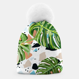 Miniature de image de And In Nature I Find The Missing Pieces Beanie, Live Heroes