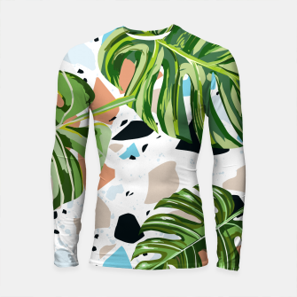 Miniature de image de And In Nature I Find The Missing Pieces Longsleeve rashguard , Live Heroes