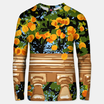 Thumbnail image of No matter what happens in the outside world Unisex sweater, Live Heroes