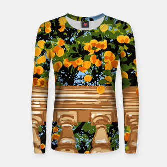 Thumbnail image of No matter what happens in the outside world Women sweater, Live Heroes