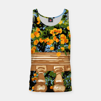 Thumbnail image of No matter what happens in the outside world Tank Top, Live Heroes