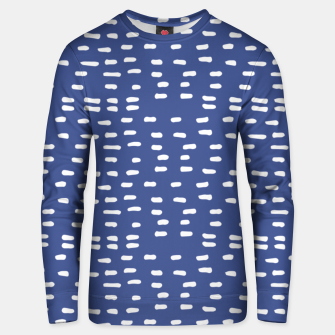 Thumbnail image of Dash Blue Unisex sweater, Live Heroes