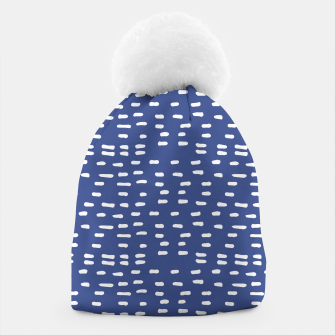 Thumbnail image of Dash Blue Beanie, Live Heroes