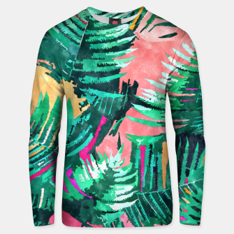 I'm All About Palm Trees & 80 Degrees Unisex sweater thumbnail image