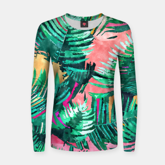 I'm All About Palm Trees & 80 Degrees Women sweater thumbnail image