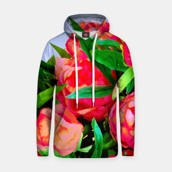 Miniaturka I'd Rather Wear Flowers In My Hair Than Diamonds Around My Neck Hoodie, Live Heroes