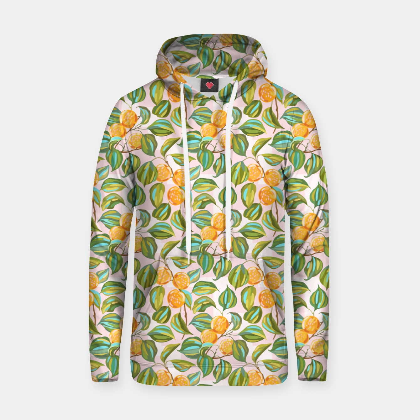 Image of Honey apricots on a sunny day Hoodie - Live Heroes