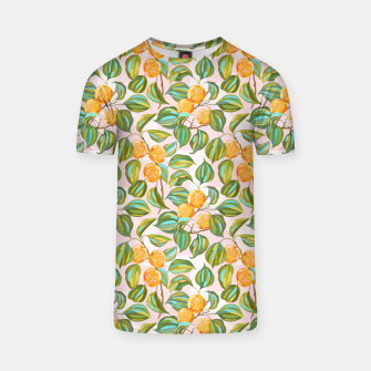 Thumbnail image of Honey apricots on a sunny day T-shirt, Live Heroes