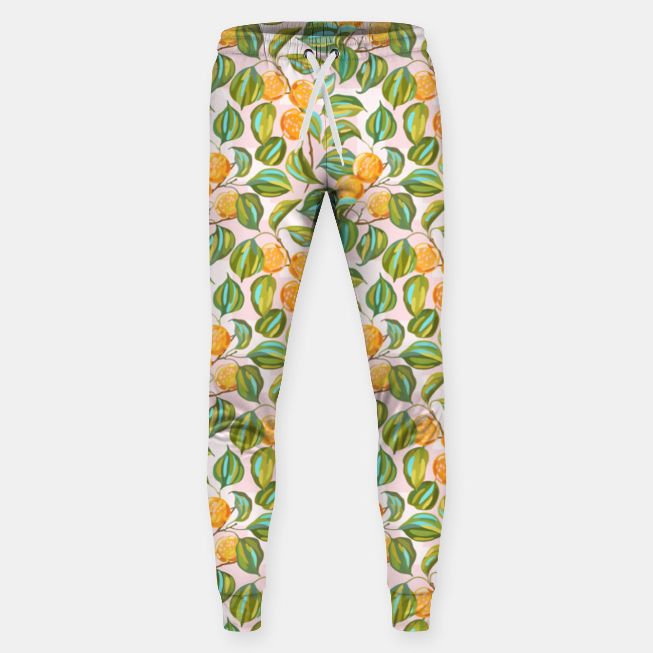 Image of Honey apricots on a sunny day Sweatpants - Live Heroes