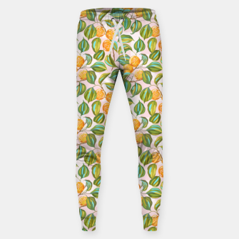 Thumbnail image of Honey apricots on a sunny day Sweatpants, Live Heroes