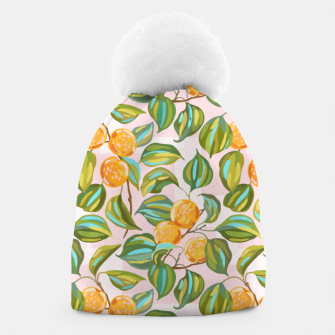 Thumbnail image of Honey apricots on a sunny day Beanie, Live Heroes