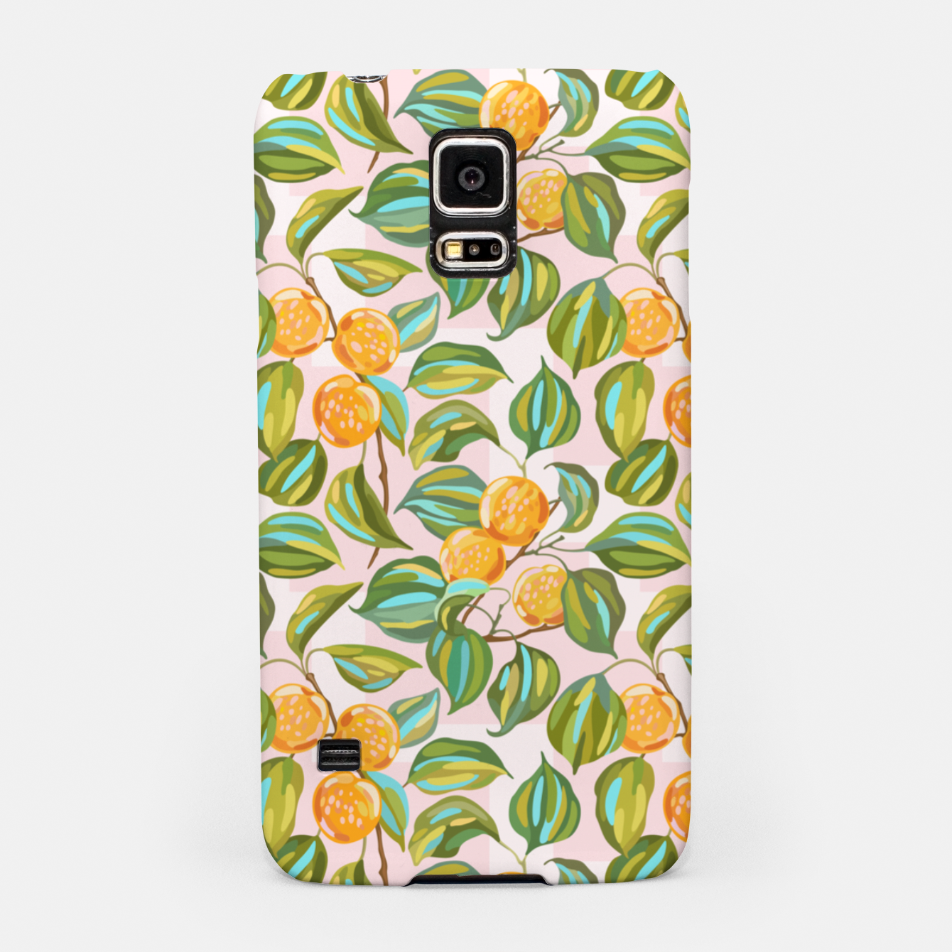 Image of Honey apricots on a sunny day Samsung Case - Live Heroes