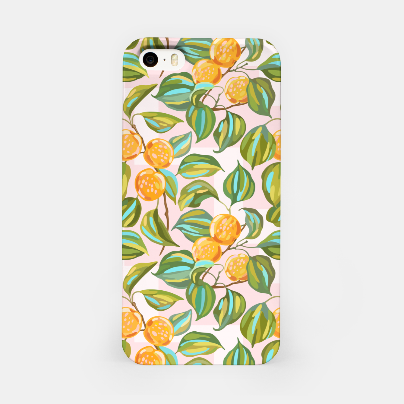 Image of Honey apricots on a sunny day iPhone Case - Live Heroes