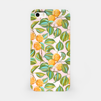 Thumbnail image of Honey apricots on a sunny day iPhone Case, Live Heroes