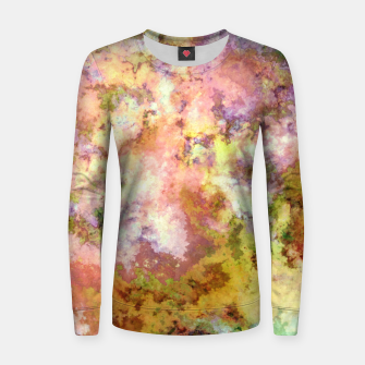 Thumbnail image of Bursting through the sky Women sweater, Live Heroes