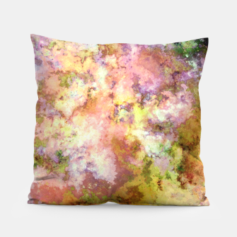 Thumbnail image of Bursting through the sky Pillow, Live Heroes