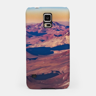 Thumbnail image of Atacama Desert Aerial View, Chile Samsung Case, Live Heroes