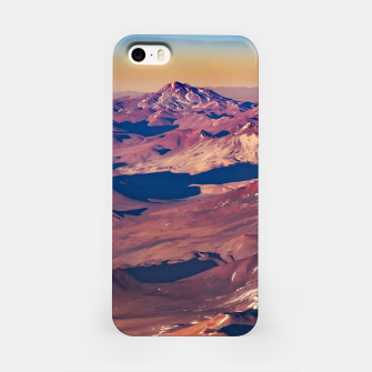 Thumbnail image of Atacama Desert Aerial View, Chile iPhone Case, Live Heroes
