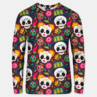 Thumbnail image of Calaveras Unisex sweater, Live Heroes