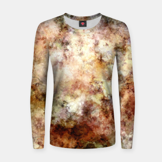 Thumbnail image of Around and around Women sweater, Live Heroes