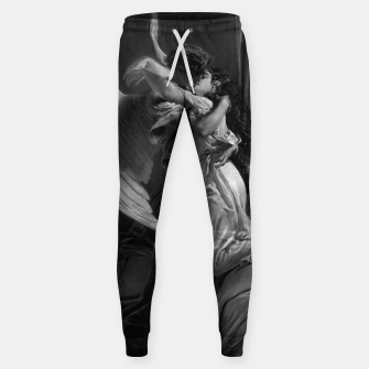 Thumbnail image of Romantic Encounter by Mihaly von Zichy Sweatpants, Live Heroes