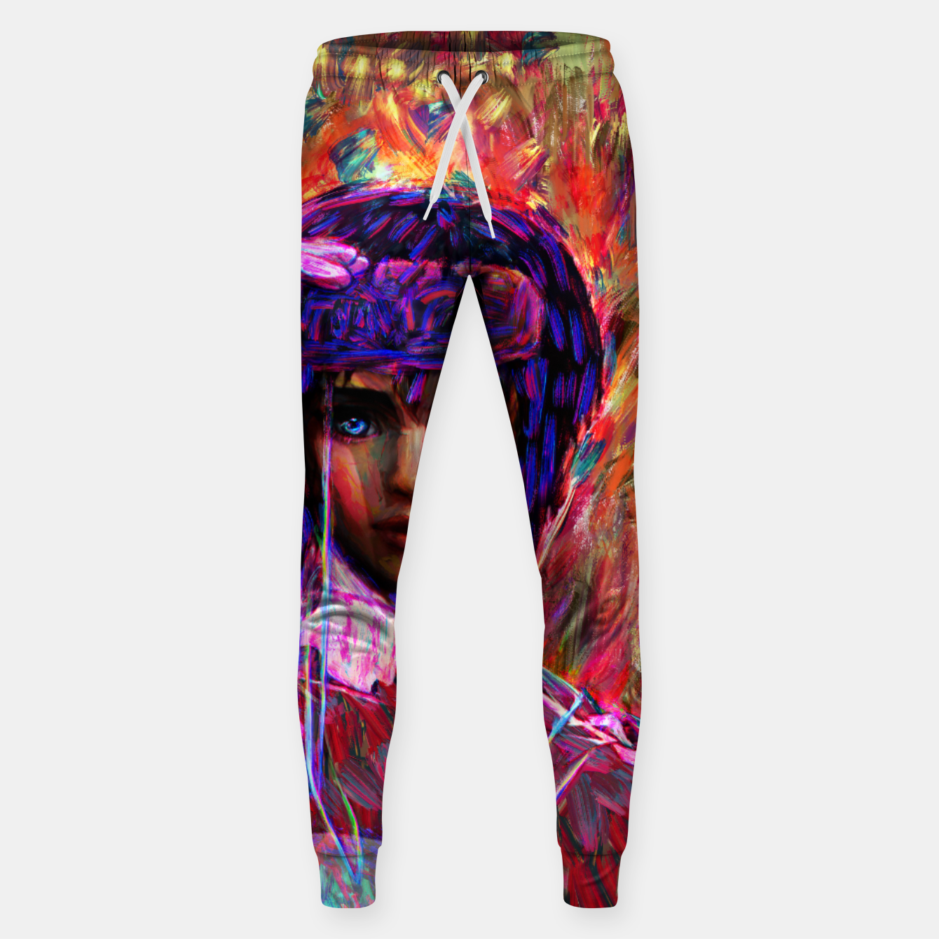 Image of ghost in the shell major Sweatpants - Live Heroes