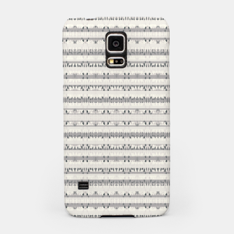 Thumbnail image of Mixed Gray Striped Ethnic Seamless Pattern Samsung Case, Live Heroes