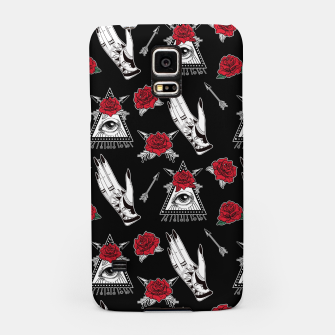 Thumbnail image of Old School Tattoo Pattern Samsung Case, Live Heroes
