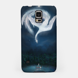 Miniaturka Letters in the Sky Samsung Case, Live Heroes