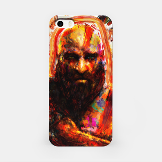 Thumbnail image of god of war iPhone Case, Live Heroes