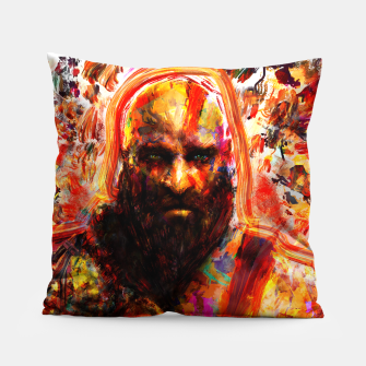 Thumbnail image of god of war Pillow, Live Heroes