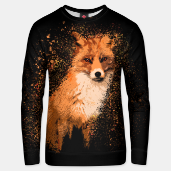 Thumbnail image of Wild Fox Unisex sweater, Live Heroes