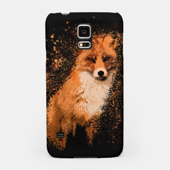 Thumbnail image of Wild Fox Samsung Case, Live Heroes