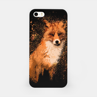 Thumbnail image of Wild Fox iPhone Case, Live Heroes