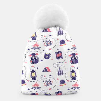 Thumbnail image of Camping Beanie, Live Heroes