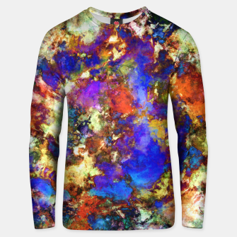 Thumbnail image of Clearing the pathway Unisex sweater, Live Heroes