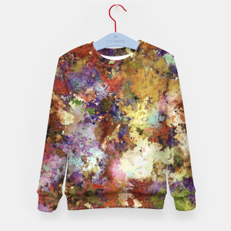 Thumbnail image of A step at a time Kid's sweater, Live Heroes