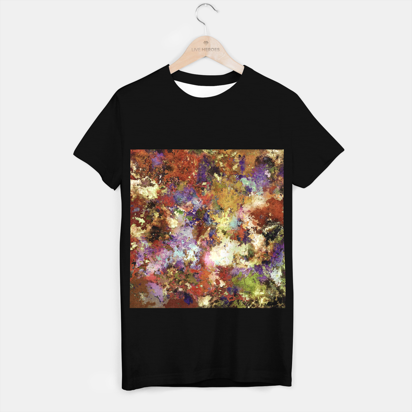 Image of A step at a time T-shirt regular - Live Heroes