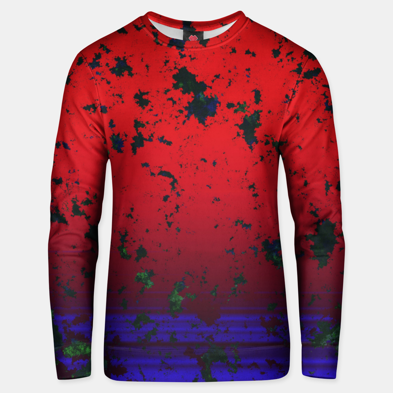 Image of Artificial horizon Unisex sweater - Live Heroes